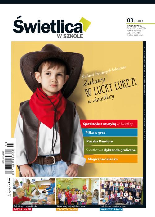 Wszystko dla Szkoły – numer 03/2013