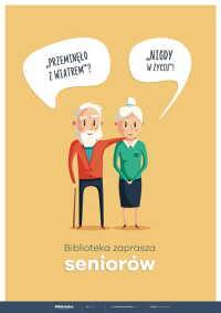 Biblioteka zaprasza seniorów