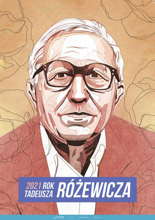 2021 – rok Tadeusza Różewicza