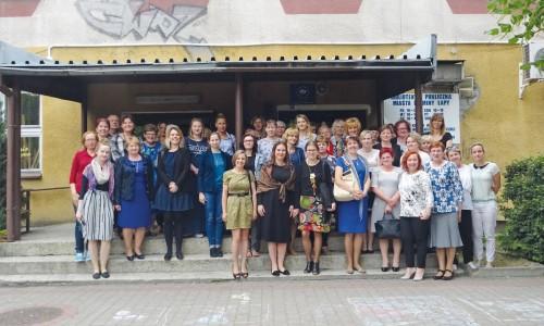 Spotkania Bibliotecznej Ligi Powiatowej w Łapach