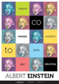Albert Einstein o bibliotekach (złożony)