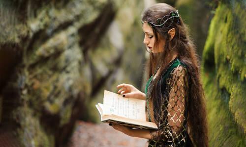 Poetyka krainy elfów