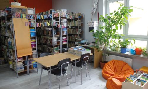 Ekspresowy generalny remont biblioteki