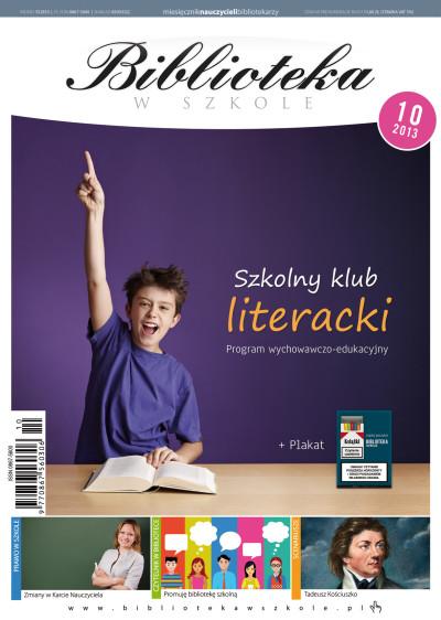 Biblioteka w Szkole – 10-2013