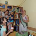 Noc baśniowo-literacko-filmowa w ramach Ogólnopolskiej Nocy Bibliotek