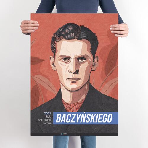 2021 – rok Krzysztofa Kamila Baczyńskiego