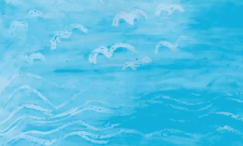 Magiczne morze