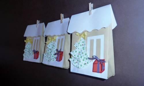 Świąteczne domki