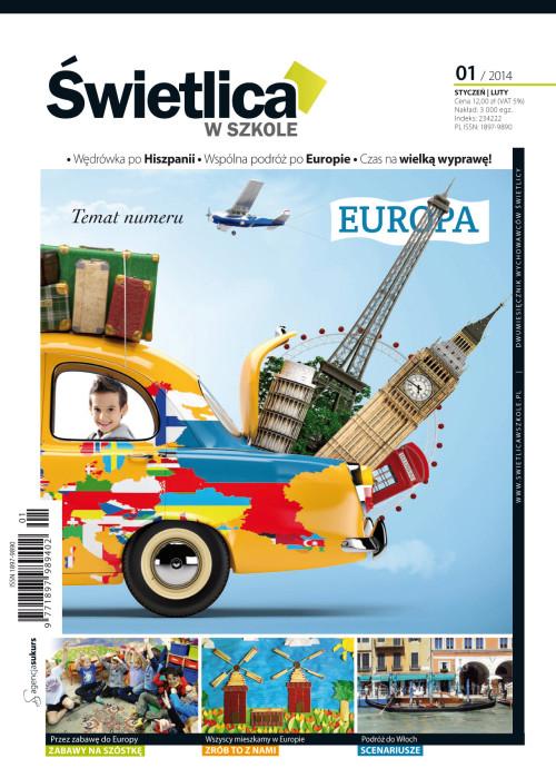 Wszystko dla Szkoły – numer 01/2014 - Europa