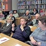 Treningi pamięci w bibliotece