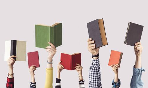 """Młodzieżowe """"gawędy o książkach"""""""