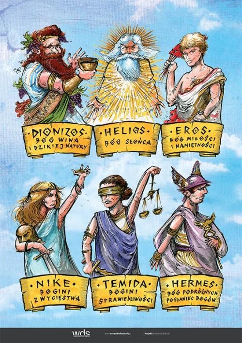 Bogowie greccy (cz. 3.)