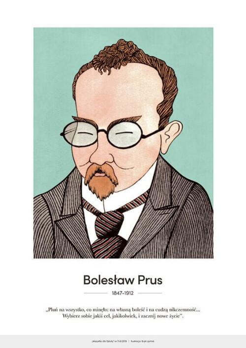 Bolesław Prus – karykatura