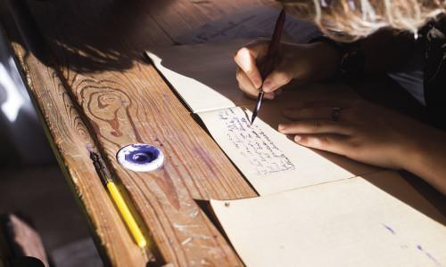 Kaligrafia – zapomniane wsparcie polskiej szkoły