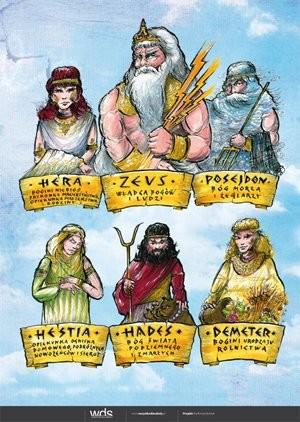Bogowie greccy (cz. 1.)