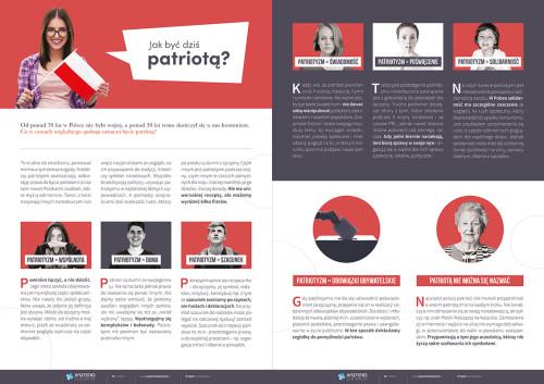 Jak być dziś patriotą?