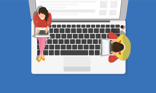 Blogujący w bibliotece  – blog w promocji czytelnictwa i biblioteki