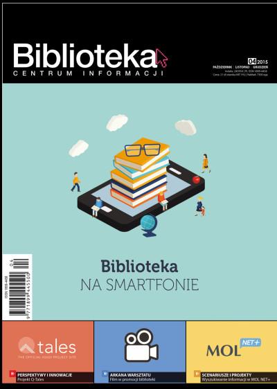 Biblioteka – Centrum Informacji – 04/2015