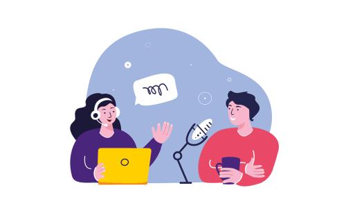 Podcast literacki – instrukcja słowo po słowie