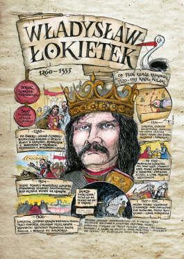 Władysław Łokietek – Poczet królów polskich