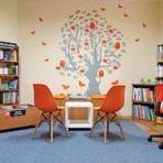 Pomysł na biblioteczną przestrzeń