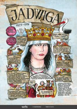 Jadwiga – Poczet królów polskich