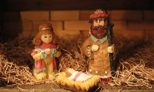 Bajkowe odwiedziny u Jezuska