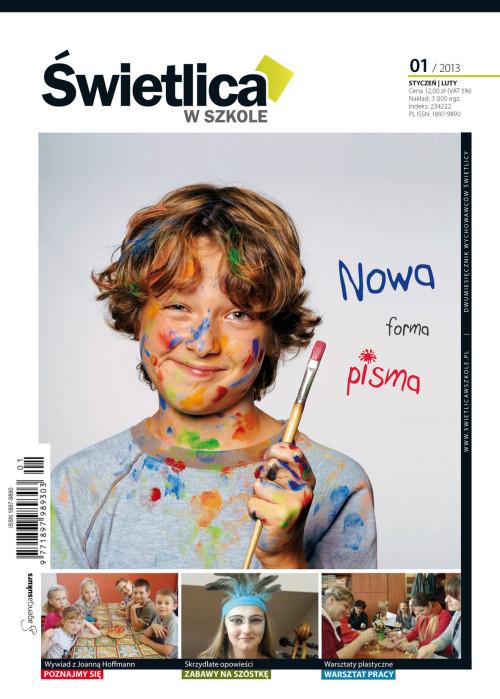 Wszystko dla Szkoły – numer 01/2013