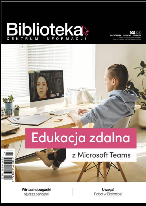 Biblioteka – Centrum Informacji 04/2020