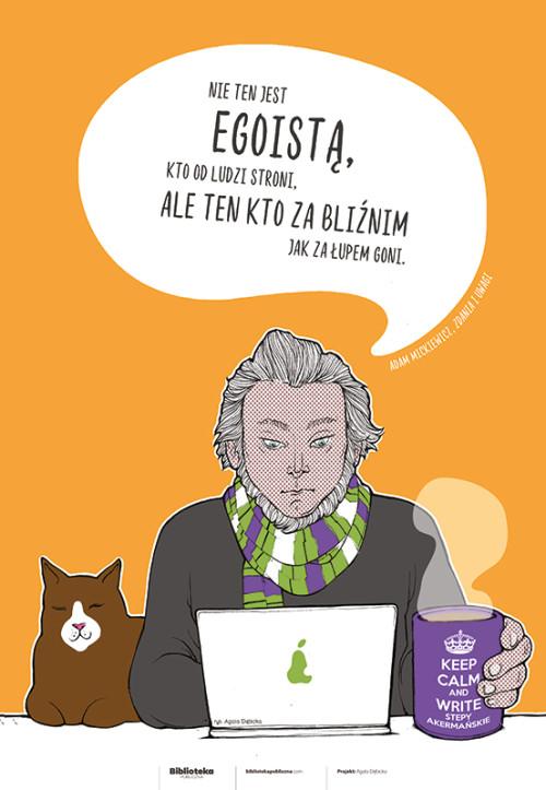 Adam Mickiewicz, Zdania i uwagi