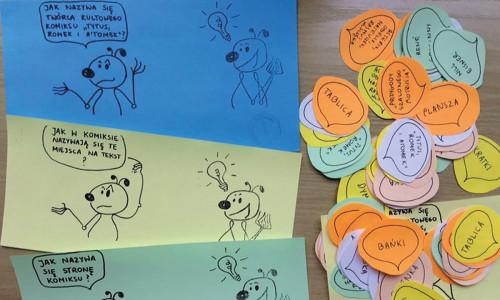Wszyscy jesteśmy osiołkami – czyli co robić z komiksem w bibliotece?