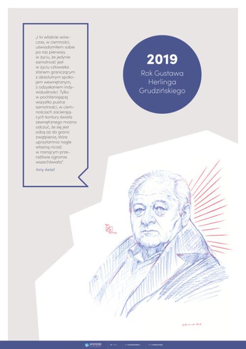 2019 - Rok Gustawa Herlinga-Grudzińskiego