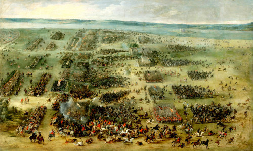 Konflikty zbrojne w Rzeczyspolitej w XVII wieku – scenariusz lekcji historii