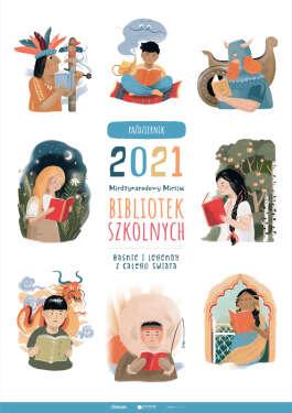"""Międzynarodowy Miesiąc Bibliotek Szkolnych 2021 – """"Baśnie i legendy z całego świata"""""""
