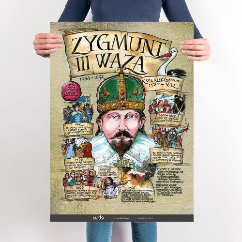 Zygmunt III Waza – Poczet królów polskich