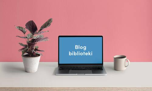 Blog w funkcji strony internetowej biblioteki