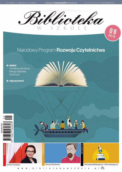 Biblioteka w Szkole – 09-2016