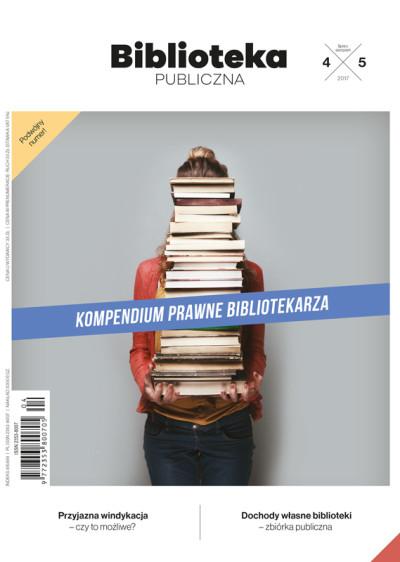 Biblioteka Publiczna – Kompendium prawne bibliotekarza