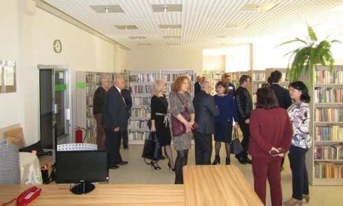 Przemiany biblioteki wPińczowie