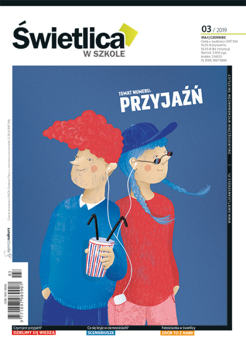 Wszystko dla Szkoły – numer 03/2019 - Przyjaźń