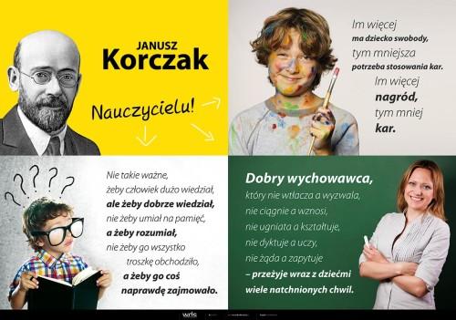 Korczak - cytaty
